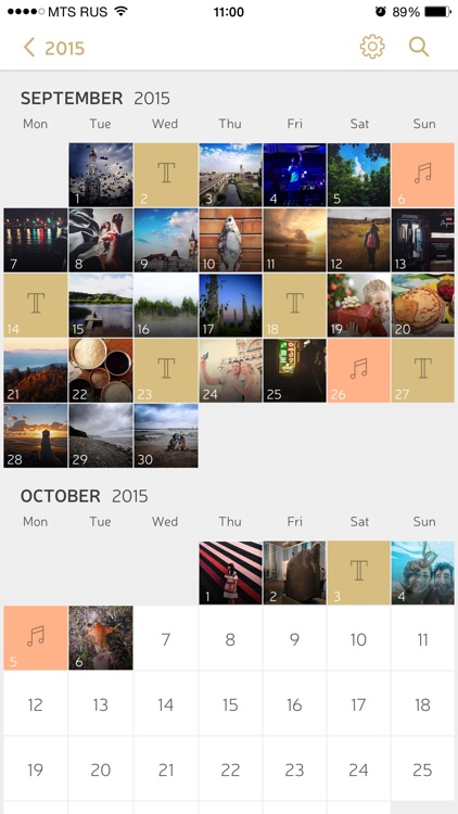 Day by Day - My Personal Journal screenshot-3