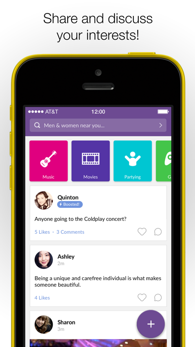 MeetMe - Chat & Go LIVE! by MeetMe, Inc  (iOS, United