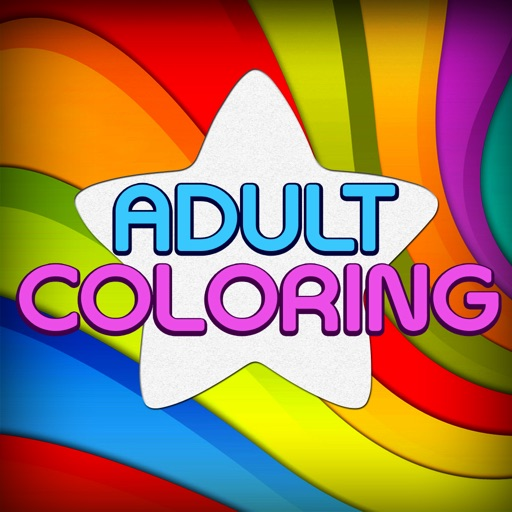 Adult Coloring Book - Creatively Calm Mind