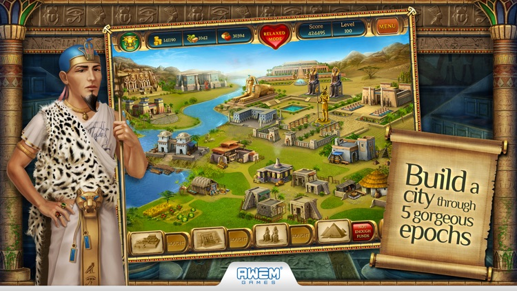 Cradle of Egypt screenshot-1