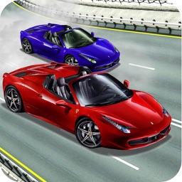 Multi-player Speed Car Racing
