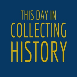 This Day in Collecting History