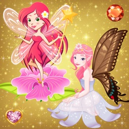 Fairy Princess for Toddlers and Little Girls !