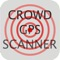 Crowd GPS Scanner App that allows the user to quickly find the most common crowd locate GPS devices such as tile