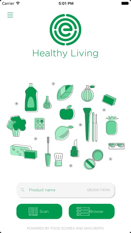 EWG's Healthy Living