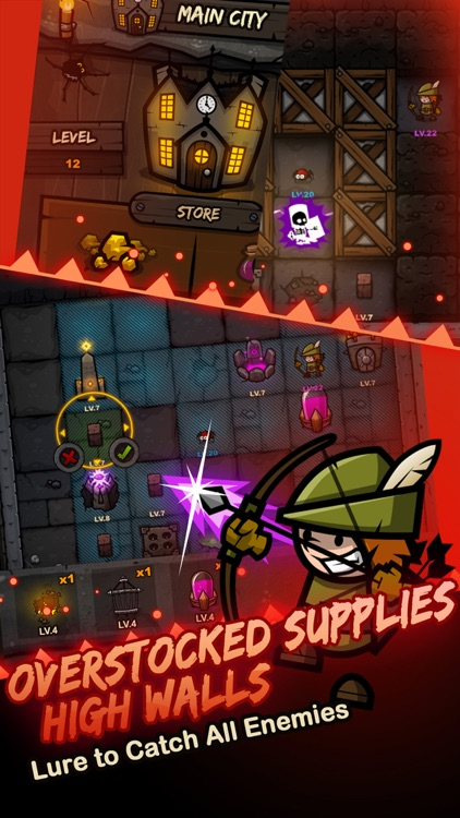 Clash of Dungeon screenshot-3
