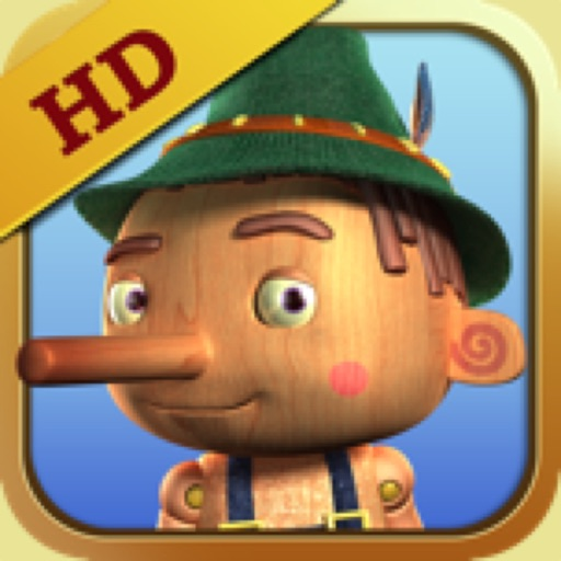 Talking Pinocchio HD