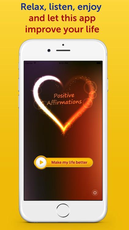 I Am Best: Positive Affirmations 2 Improve My Life screenshot-4
