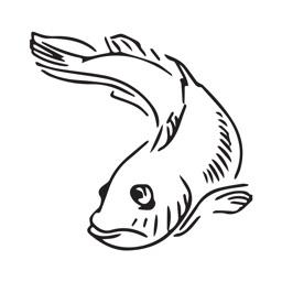 Carpmoji – Carp fishing emojis