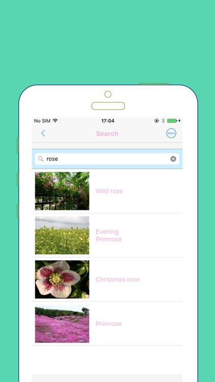 Flowerpedia Pro - Language of Flowers screenshot-3