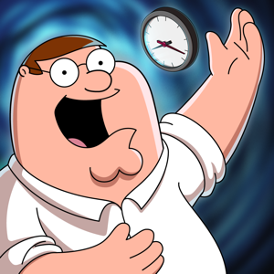 Family Guy: The Quest for Stuff app