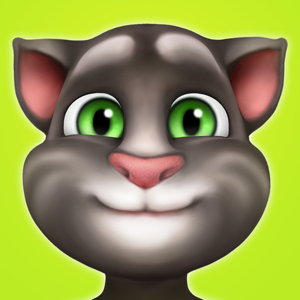 My Talking Tom Games app