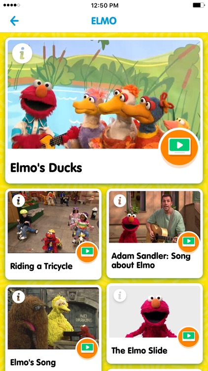 Sesame Street screenshot-1