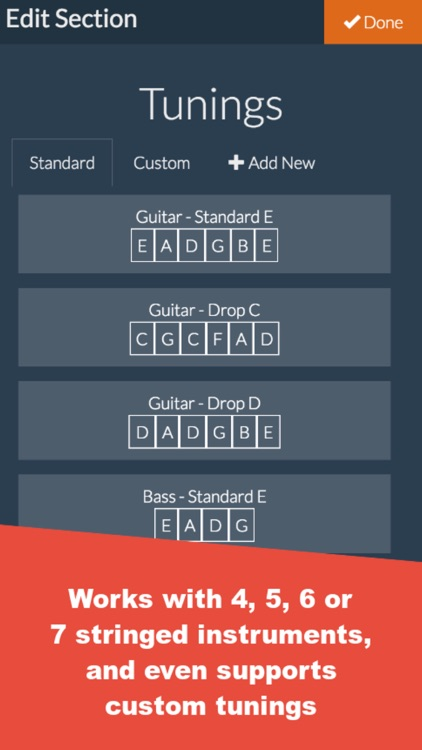 Guitar Notepad - Tab Editor screenshot-3