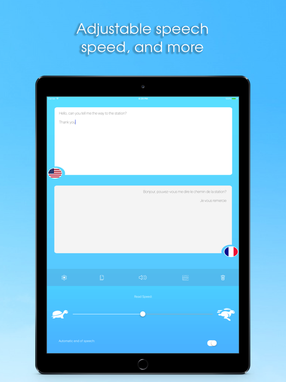 Speak for Translate - Voice and Text Translator | App Price Drops