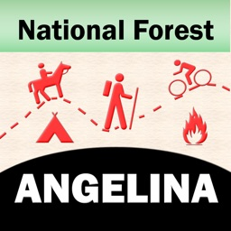 Angelina National Forest – Offline Map Navigator