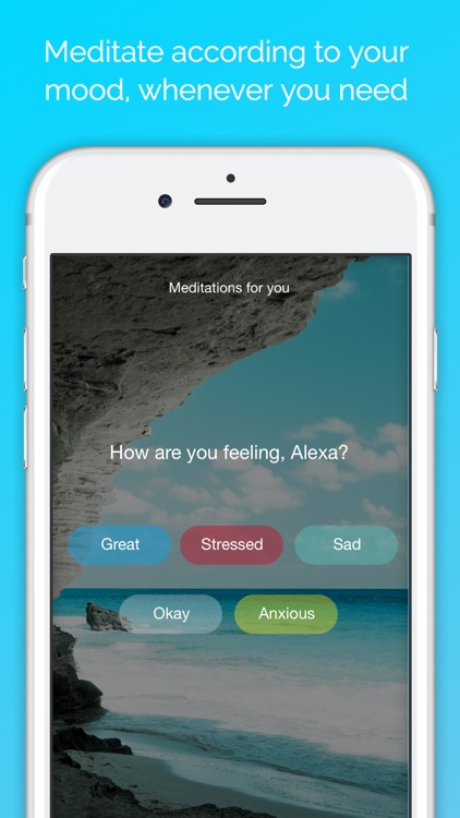 Aura: Mindfulness - Stress & Anxiety Daily Relief