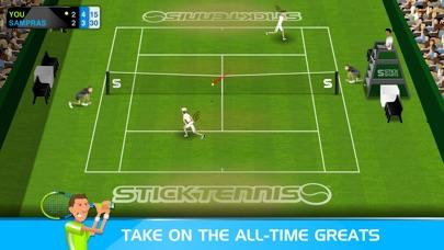 Stick Tennisのスクリーンショット3
