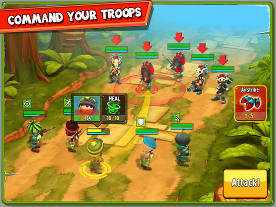 The Troopers: minions in arms screenshot 7