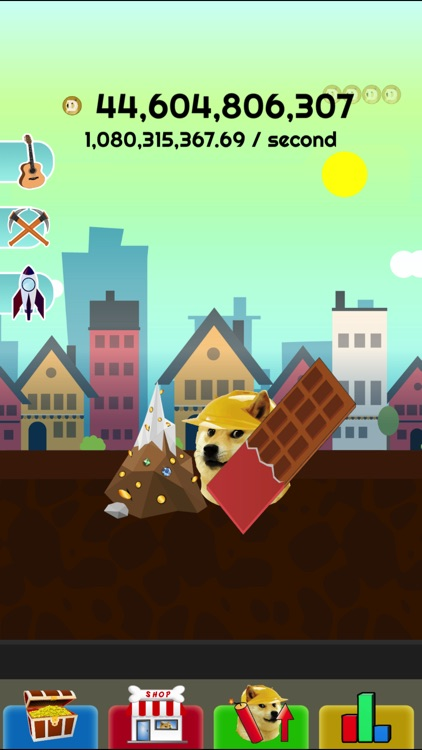 Doge Miner - Doge Coin Clicker screenshot-2