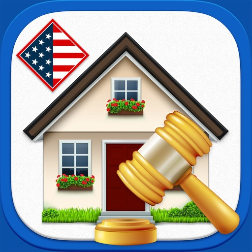 Urban Foreclosure Real Estate House for Sale app logo