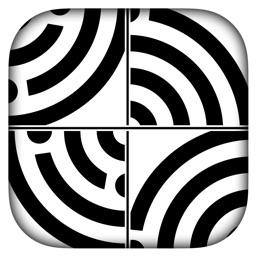 Monochrome Pattern Puzzle