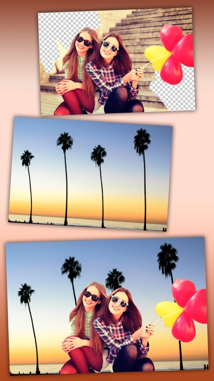 Cut and paste photo editor - Background eraser