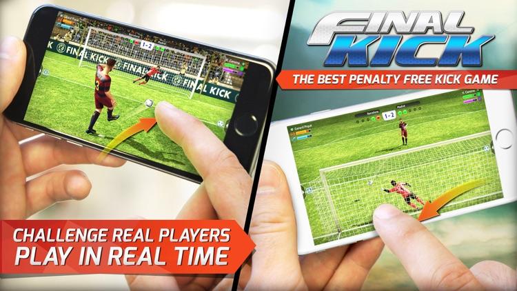 Final Kick screenshot-0