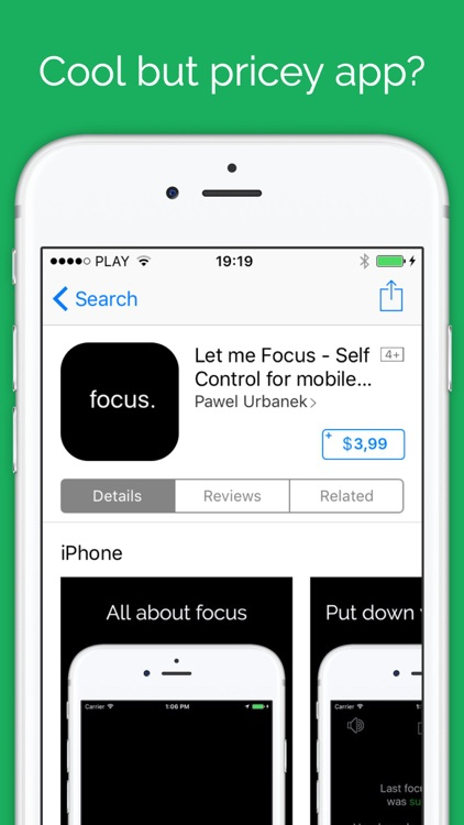 Smart Wishlist Best App Deals screenshot-0