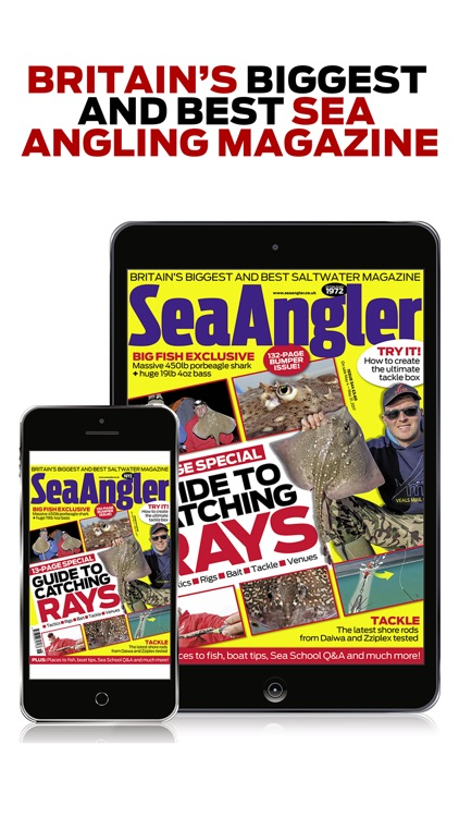 Sea Angler Magazine