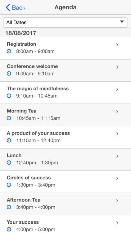 MYOB Events screenshot-3