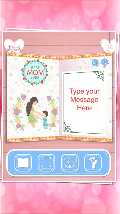 Mothers day card maker customize greeting card by farah ishani mothers day card maker customize greeting card m4hsunfo