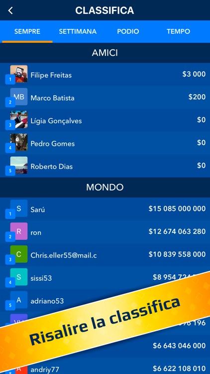 Milionario Quiz Italiano screenshot-3