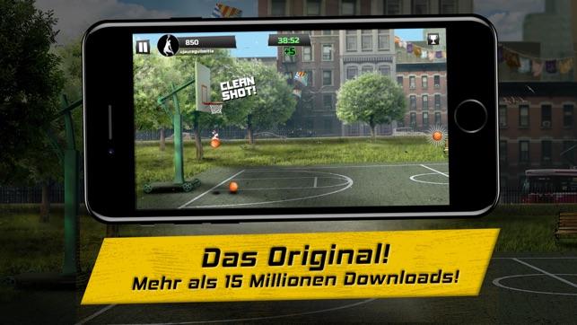 iBasket Pro- Street Basketball Screenshot