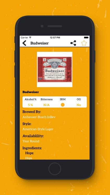 Beerpedia - Know your Beers