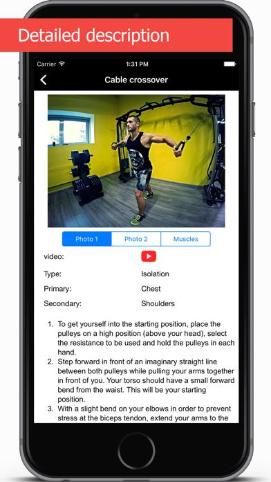 GymApp Pro Workout Logのおすすめ画像3
