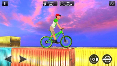 Impossible Tracks Bicycle Rider: Stunt Driver 2017 screenshot four