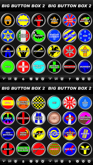 Big Button Box 2 - funny sound effects & soundsのおすすめ画像3