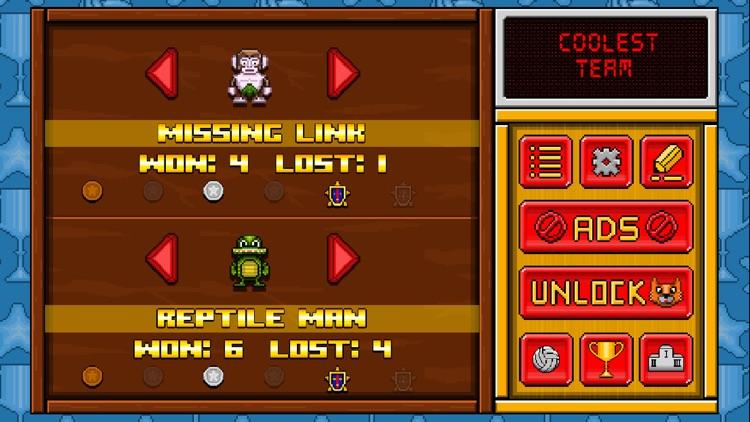 Pixel Volley screenshot-3