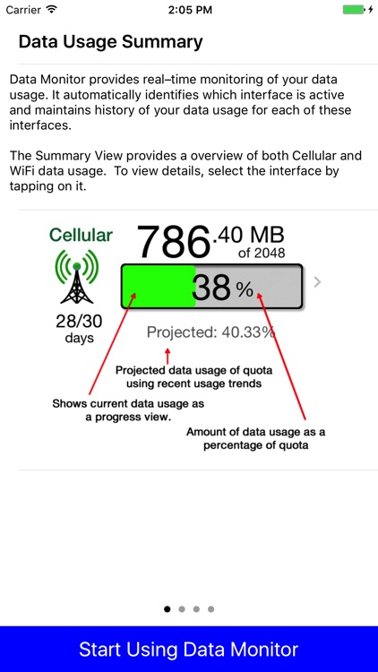 Data Monitor Pro - Control Data Usage in Real Time screenshot-4