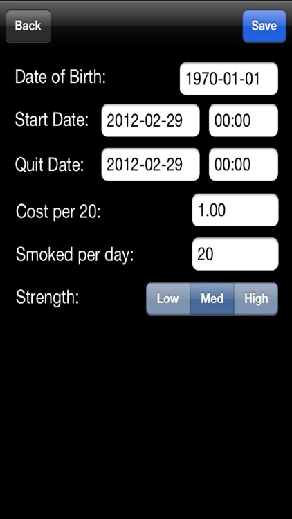 Quit Smoking - My Last Cigarette screenshot-4