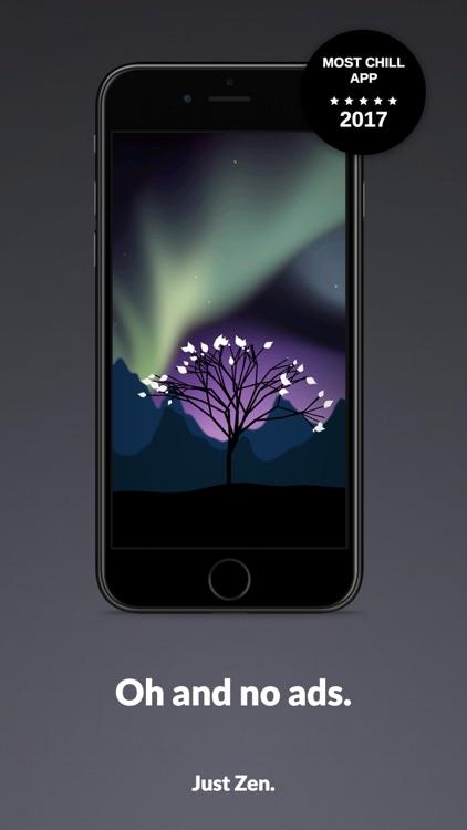 Zen Tree: Watch Leaves Fall screenshot-3