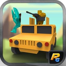 Robot Epic Battle War Simulator