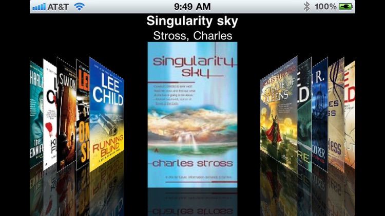 iBookshelf screenshot-2