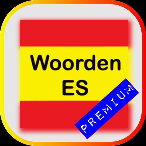 Woorden ES (Spanish Course) icon