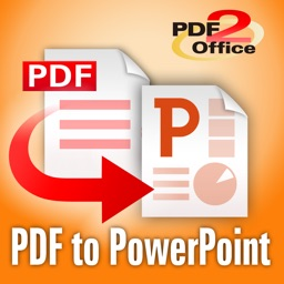 PDF to PowerPoint by PDF2Office the PDF Converter