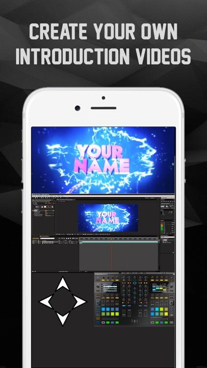 Intro Maker & Creator for Vloggers
