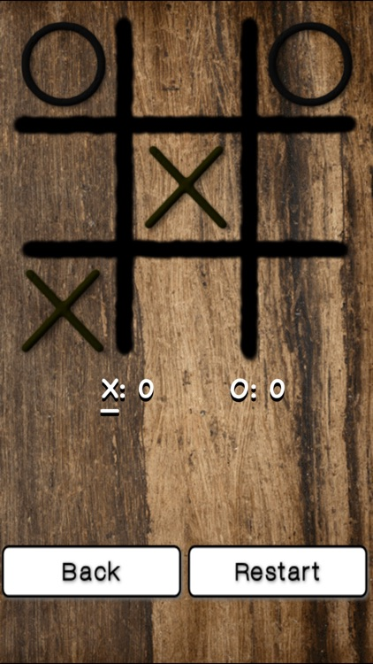 Tic-Tac-Toe  Noughts & Crosses