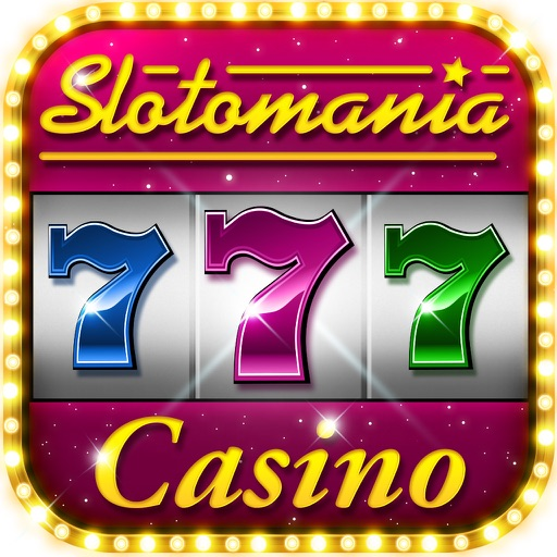 Slotomania Slots – Vegas Casino Slot Machine Games app logo