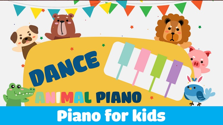 Dance Pet Piano-Kid Music Song screenshot-0